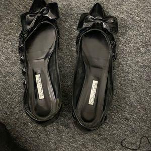 Oscar de la rented shoes 39